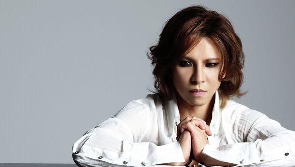Лидер культовой японской метал-группы X Japan Йошики Хаяши