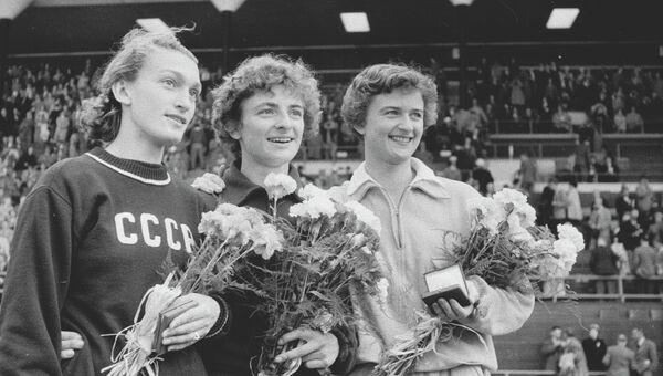 Олимпиада  1952 года в объективе Анатолия Гаранина