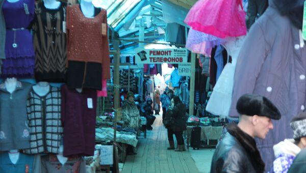 Рынок во Владивостоке. Архивное фото
