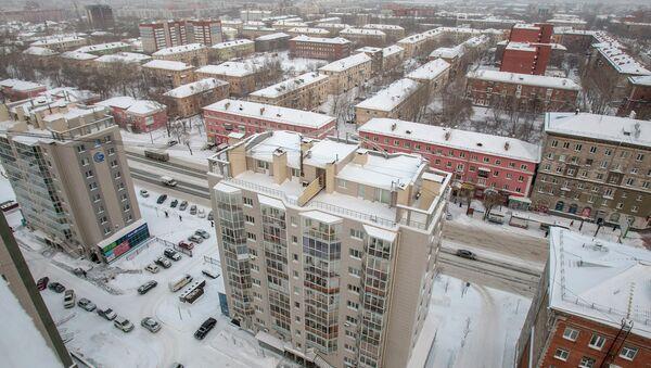 Новосибирск. Архивное фото