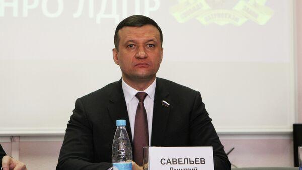 Дмитрий Савельев. Архивное фото