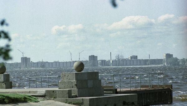 Сестрорецк. Архивное фото
