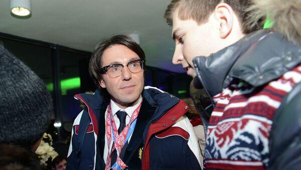 Телеведущие Андрей Малахов и Дмитрий Борисов. Архивное фото