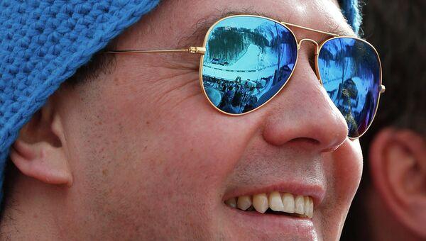 Премьер-министр России Дмитрий Медведев, архивное фото