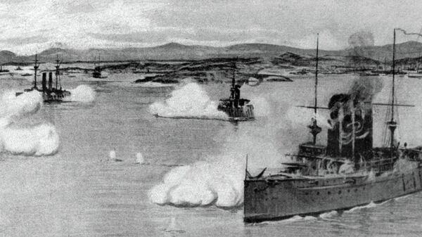 Русско-японская война, архивное фото