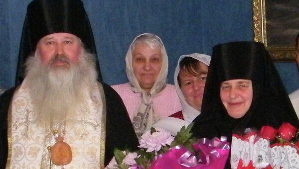 Монахиня Людмила, убитая в кафедральном соборе города Южно-Сахалинска