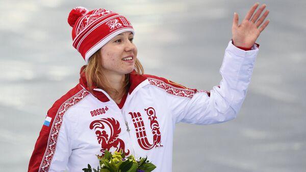 Олимпиада 2014. Конькобежный спорт. Женщины. 500 метров