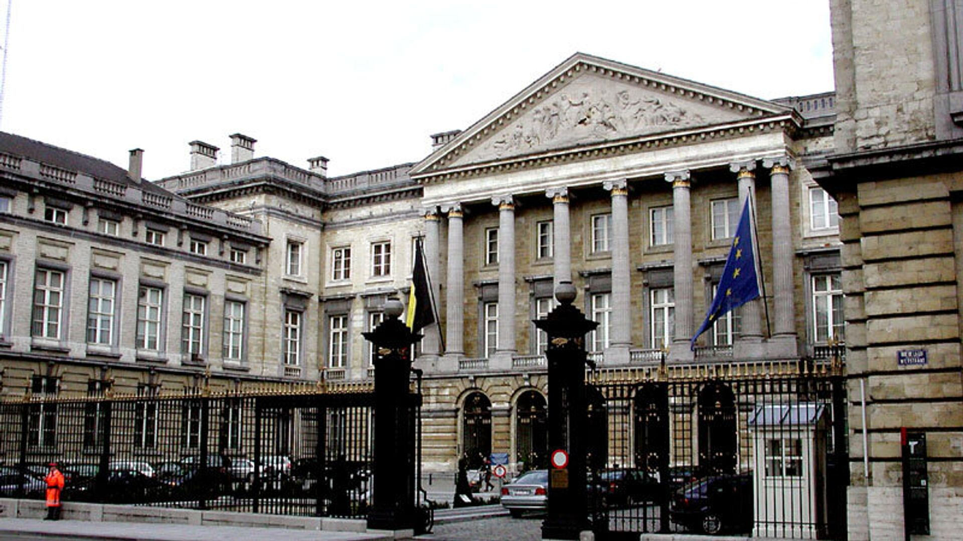 Федеральный парламент Бельгии - РИА Новости, 1920, 04.05.2021