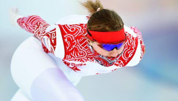 Ольга Фаткулина (Россия), архивное фото