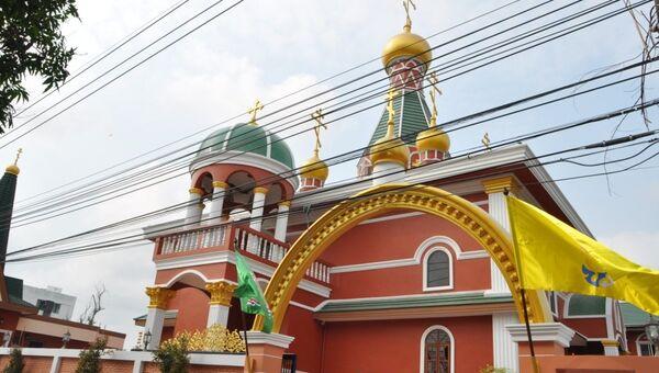 Новый Свято-Николаевский храм