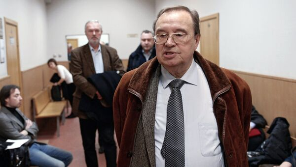 Экс-ректор МАрхИ Александр Кудрявцев, архивное фото