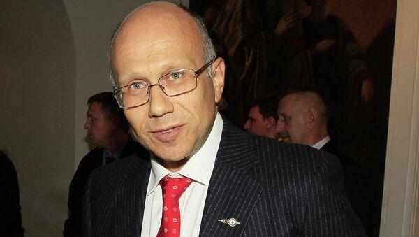 Юрий Федутинов. Архивное фото
