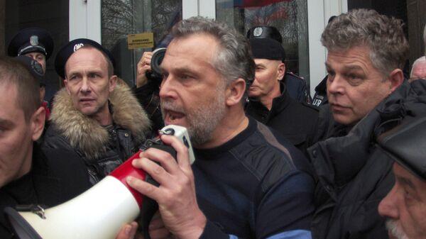 Алексей Чалый, архивное фото