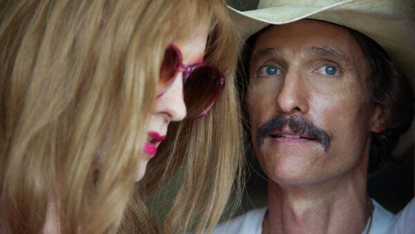 Кадр из фильма Далласский клуб покупателей