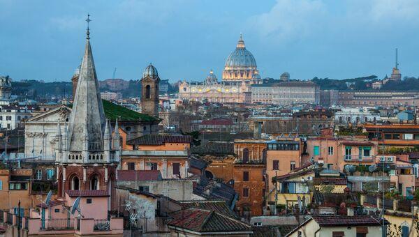 Город Рим. Архивное фото