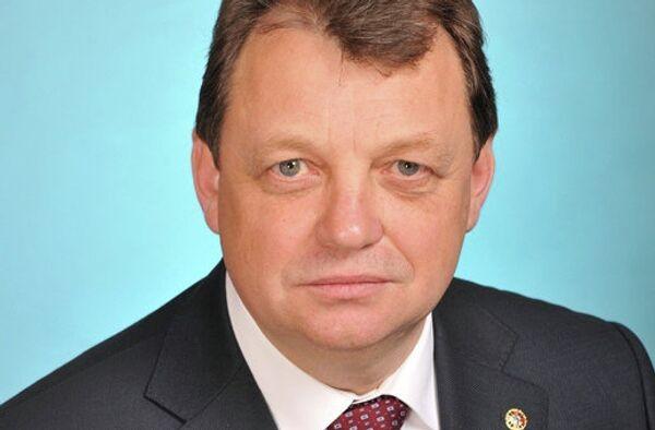 Глава Службы внешней разведки Украины Виктор Гвоздь