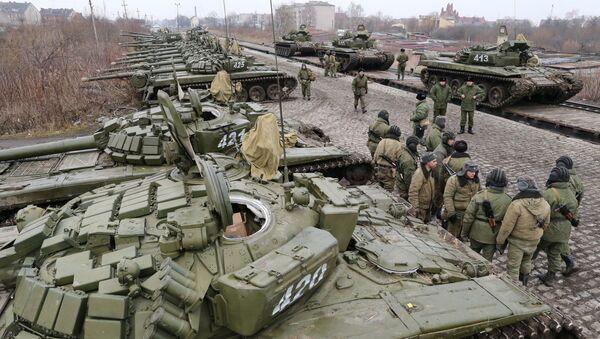Передислокация пехоты Балтийского флота. Архивное фото