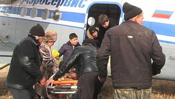 Отравление суррогатным алкоголем в селе Красный Великан в Забайкальском крае