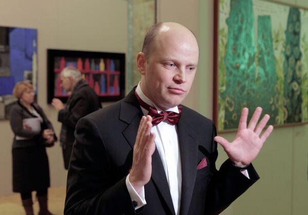 Генеральный директор Фонда имущества Санкт-Петербурга Андрей Степаненко