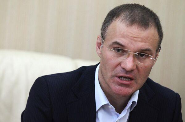 Александр Коган, координатор программы Свой дом
