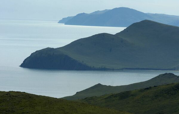 Озеро Байкал и окрестности