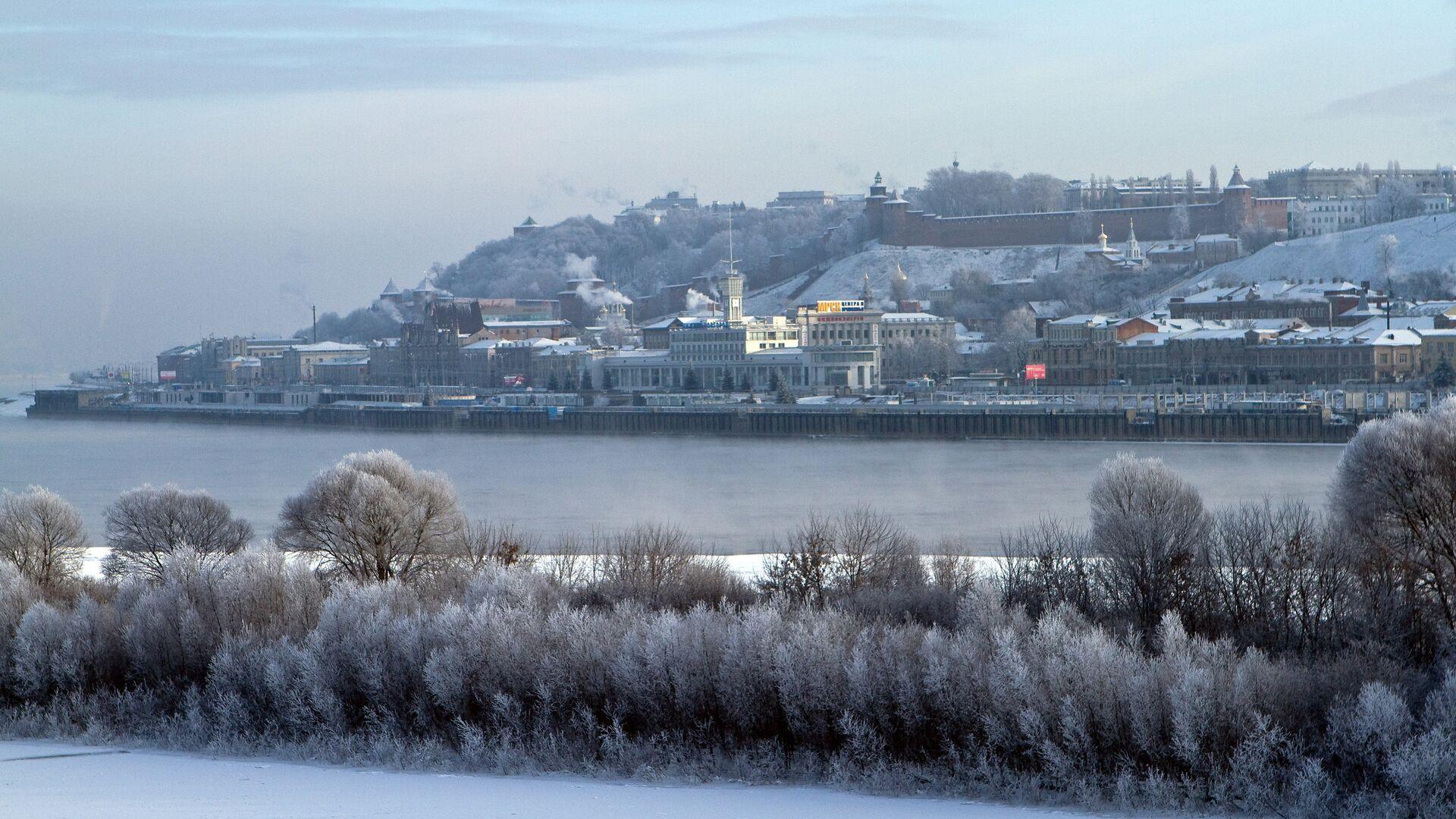 Нижний Новгород - РИА Новости, 1920, 03.12.2020