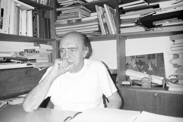 Бразильский архитектор О.Нимейер
