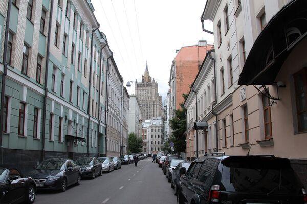 Архитектура Москвы