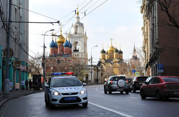 Москва, ЦАО