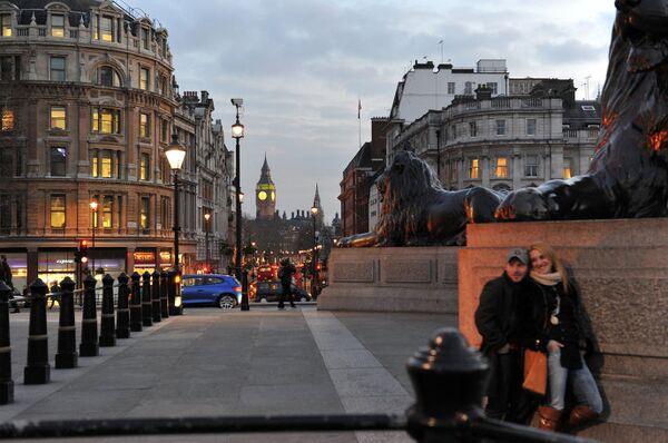 Центр Лондона