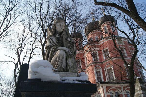 Памятник на надгробии