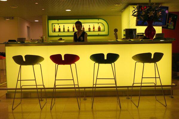Кафе в аэропорту Домодедово