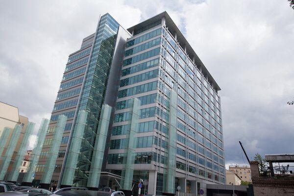 Бизнес-центр Ducat Place III на улице Гашека в Москве