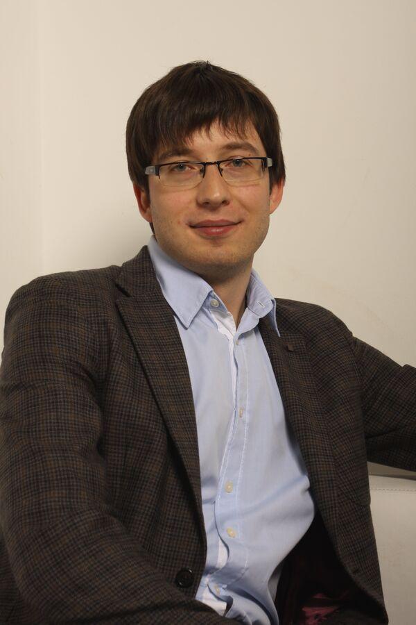 Генеральный директор института территориального планирования Урбаника Антон Финогенов