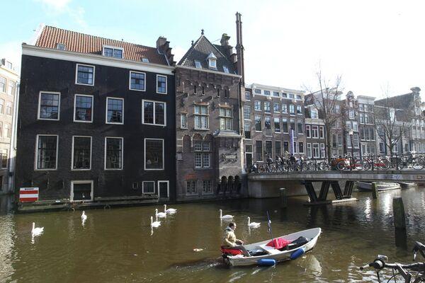 Страны мира. Нидерланды