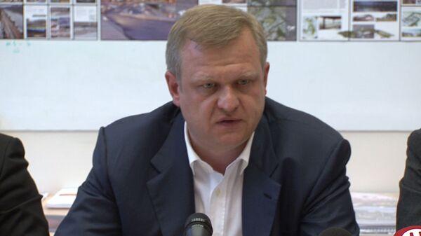 Капков представил компанию, которая преобразит парк Горького в Москве