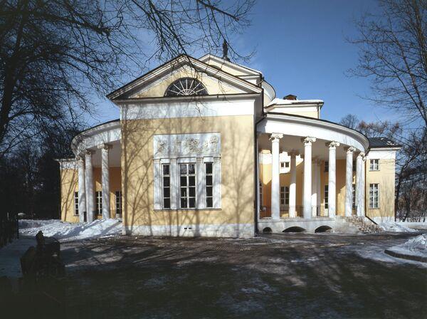 Дворец Н.А. Дурасова в Люблино