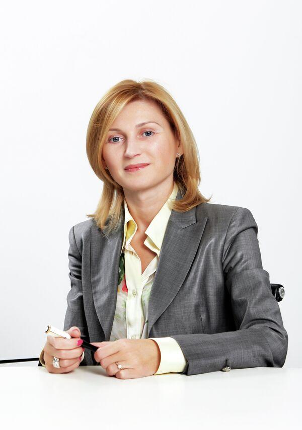 Валентина Становова, первый вице-президент компании Capital Group