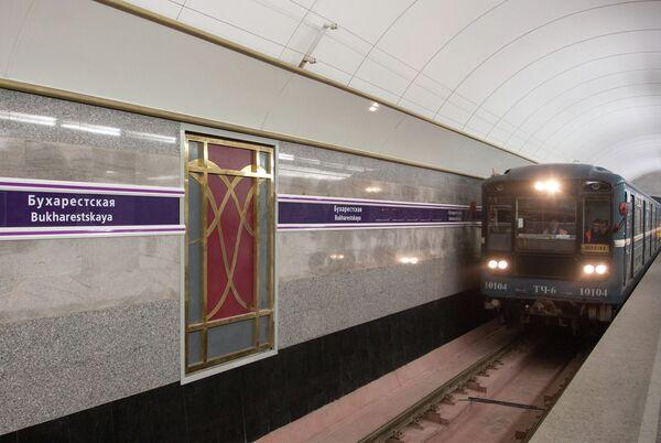 Станции метро Международная и Бухарестская планируется открыть в конце декабря в Санкт-Петербурге