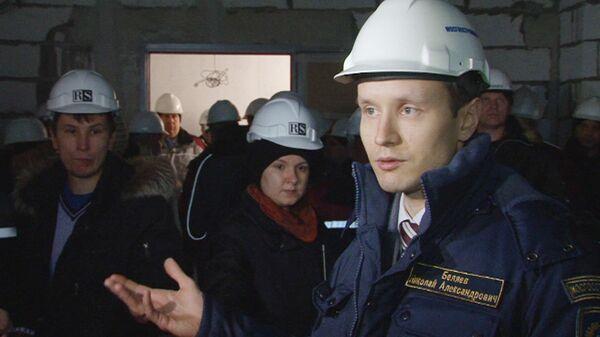 Инспекторы раскрыли секреты тушения пожаров в небоскребе Москва-Сити