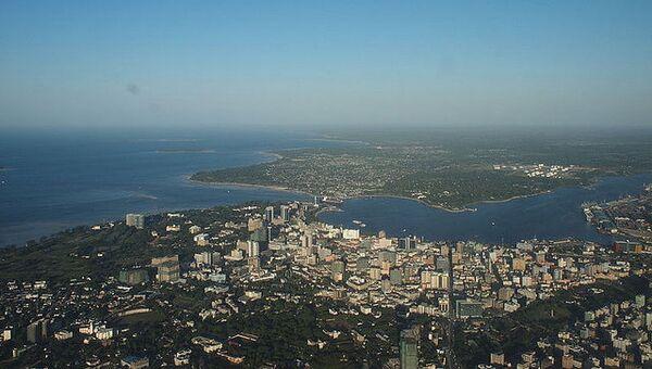 Танзания. Архивное фото
