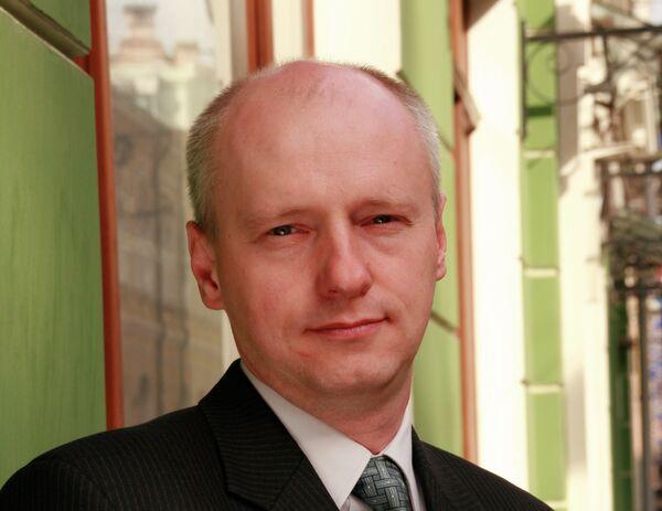 Генеральный директор агентства недвижимости DOKI Сергей Шевченко