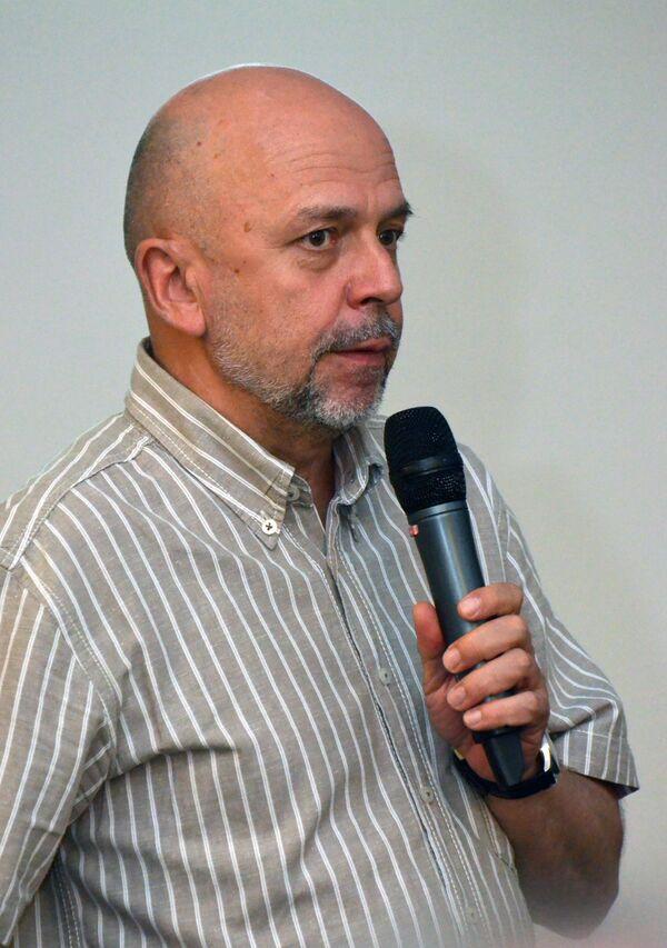 Главный архитектор НИиПИ Генплана Андрей Гнездилов