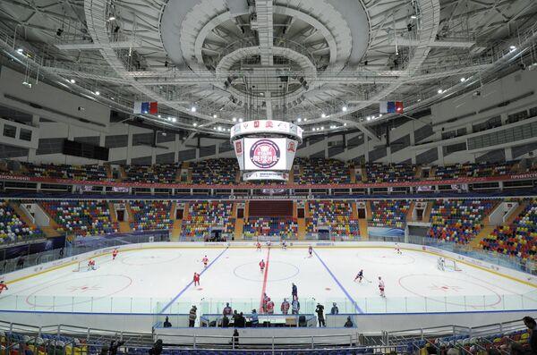 Ледовый дворец спорта Мегаспорт