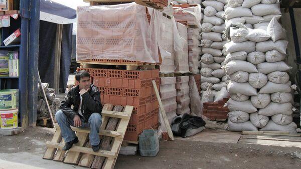 Строительный рынок Каширский двор