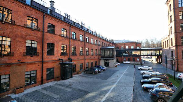 ЖК Даниловская мануфактура в стенах бывшей текстильной фабрики в Москве