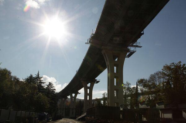 Строительство дорог в Сочи