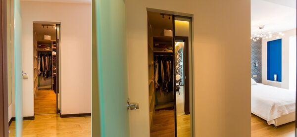 Как правильно оформить гардеробную комнату