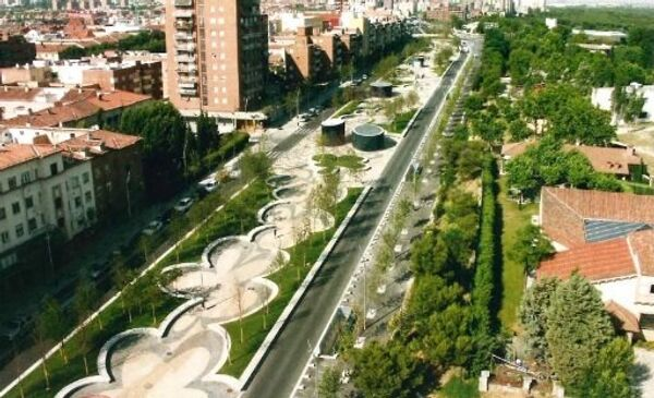 Концепция градостроительного развития территорий, прилегающих к Москве-реке
