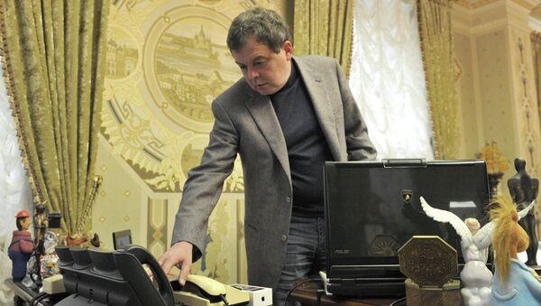 Михаил Балакин. Архивное фото